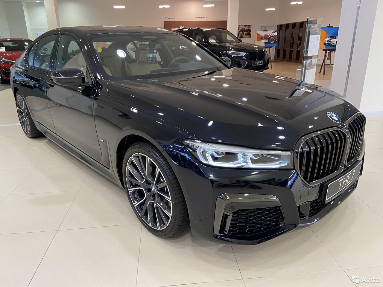 BMW 7 серия, 2020  88129219617 купить 1