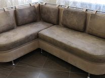 """Кухонный диван """"Шатура"""" с ящиками для хранения б/у"""