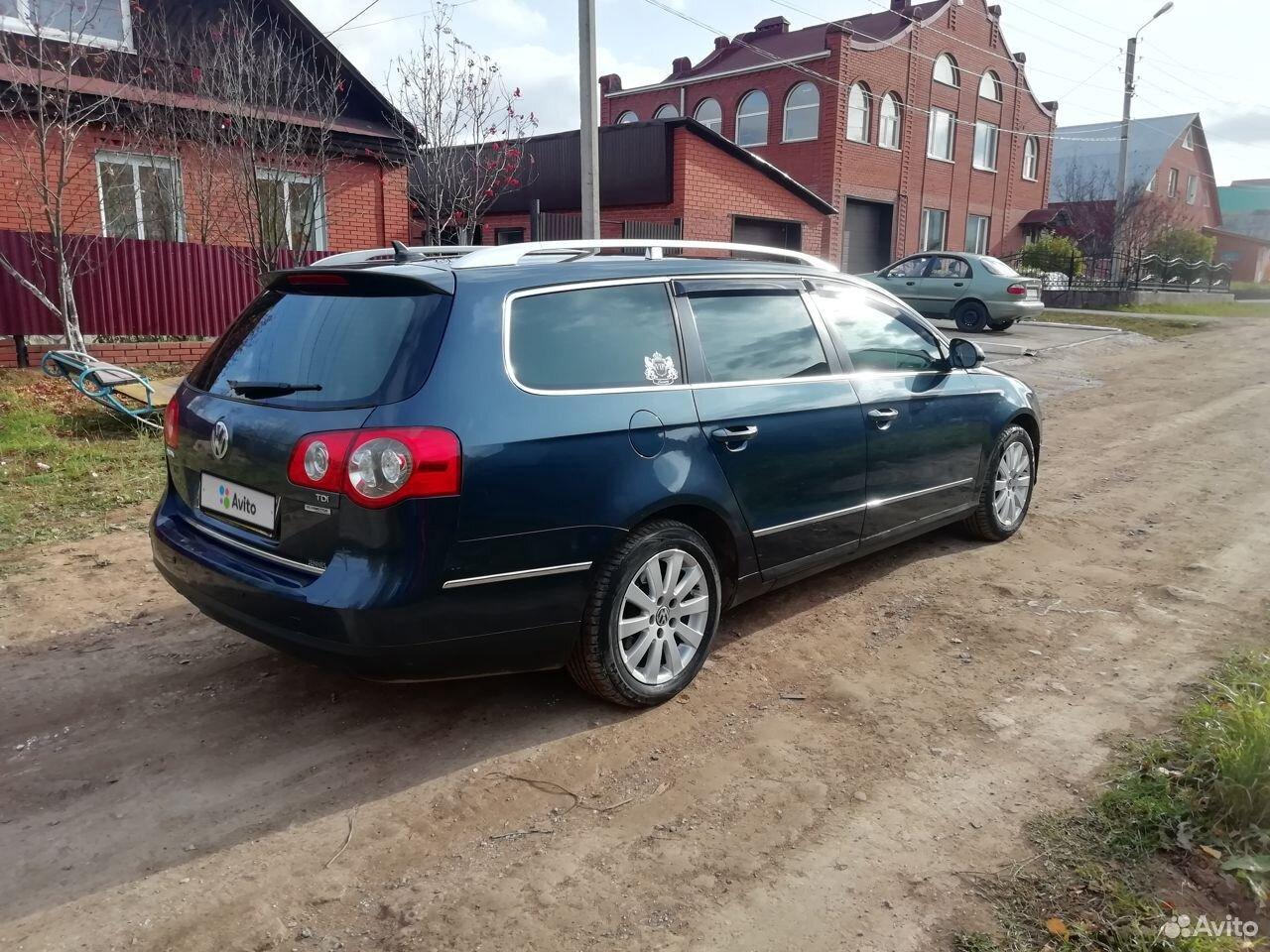 Volkswagen Passat, 2007  89659204541 купить 9