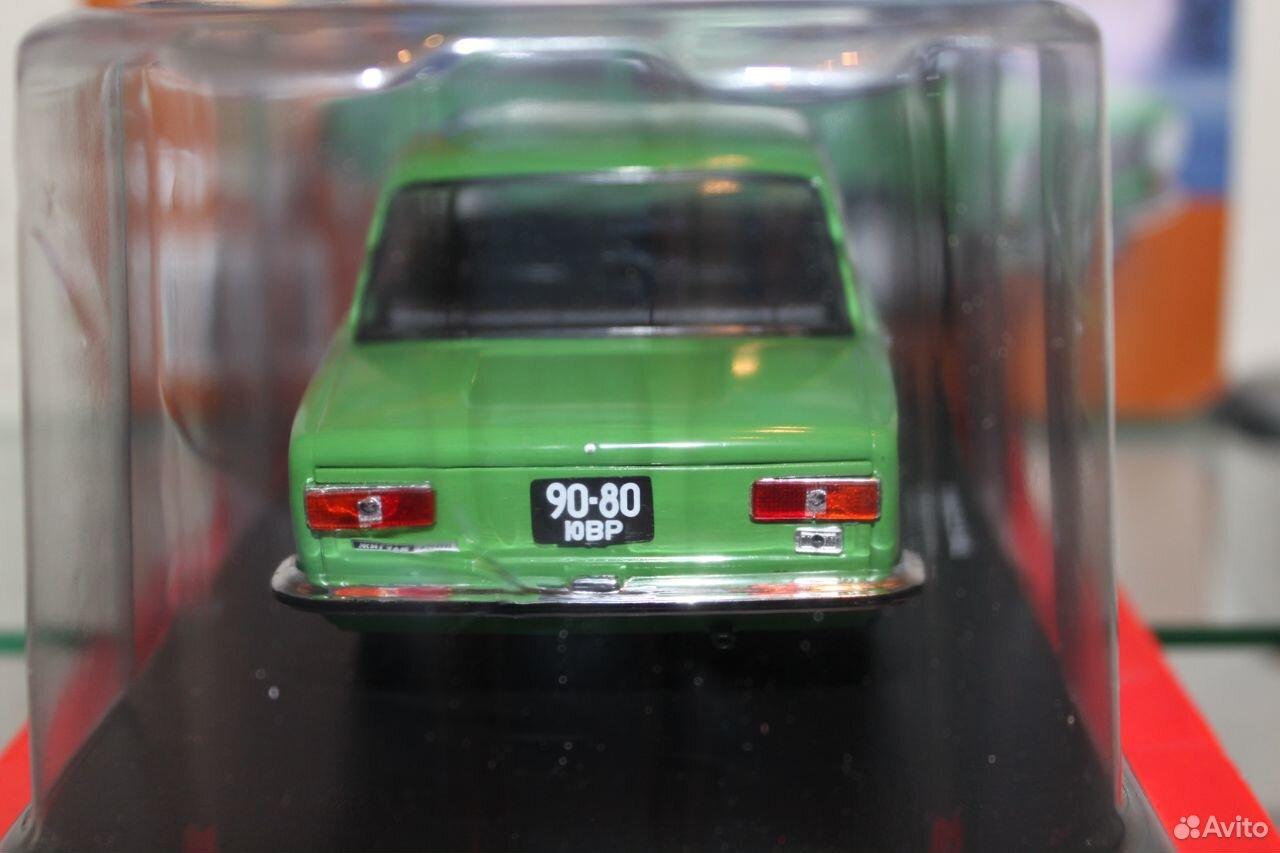 Ваз 21011 Легендарные Советские Автомобили 1/24  89127615191 купить 4