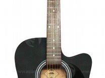 Новая,шестиструнная,акустическая гитара