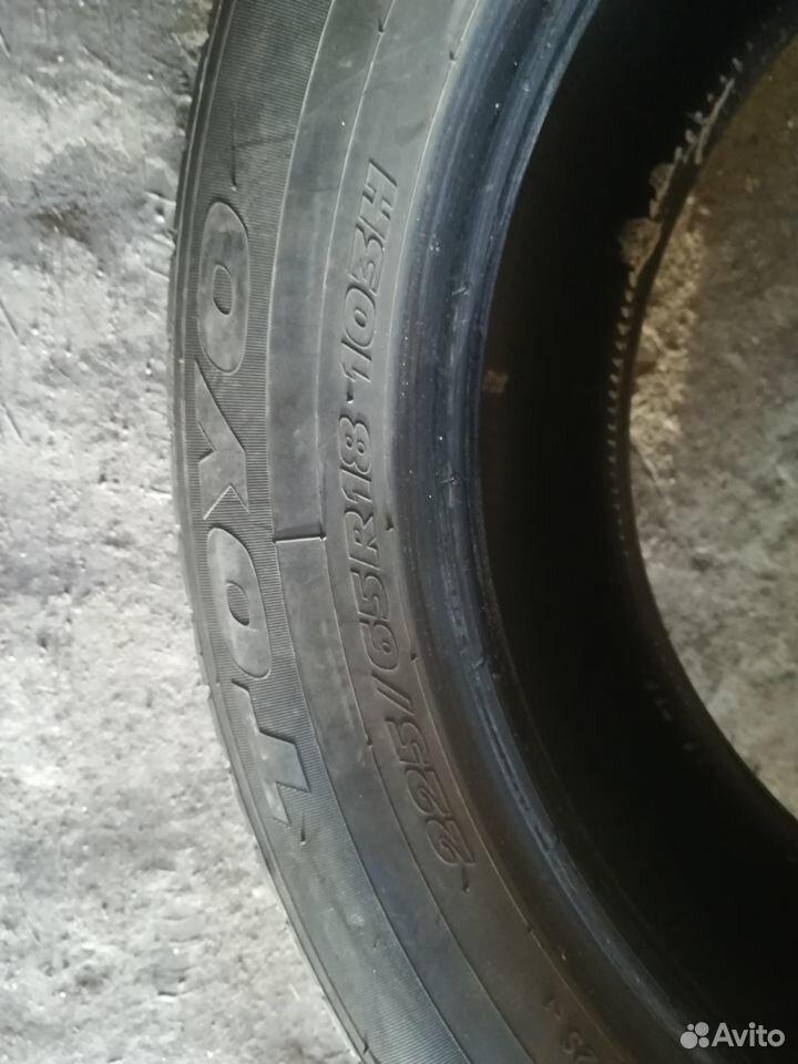 Шины toyo Proxes CF2 SUV 225/65 R18 103H  89606403239 купить 4