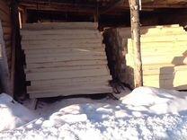 Шпалы деревянные новые