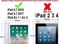 Чехол на iPad 9.7 2017/2018; Air 1/2