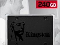 SSD Kingston A400 240GB новый, гарантия — Товары для компьютера в Перми