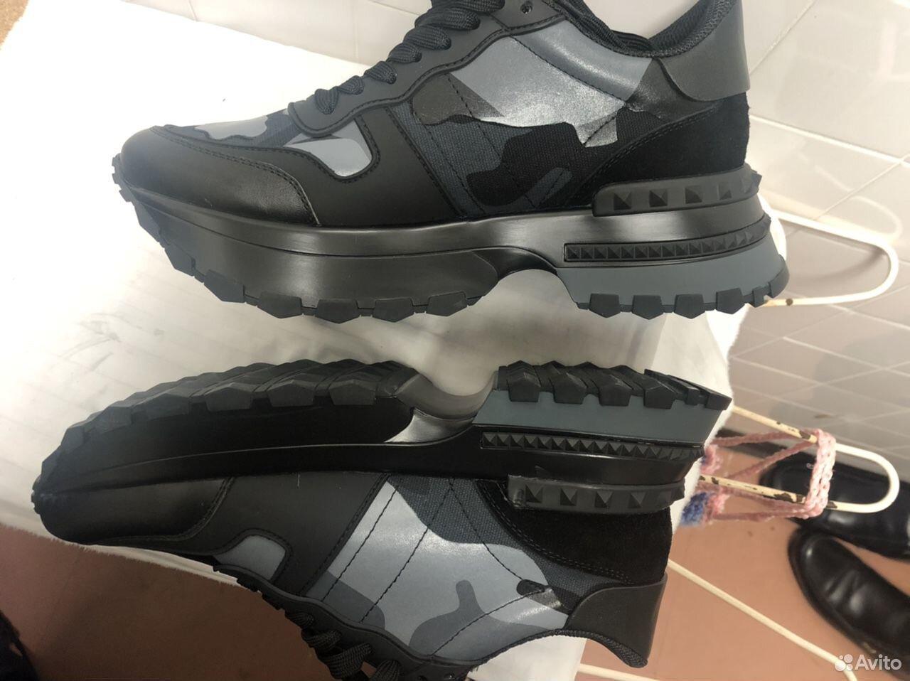 Продам кожаные кроссовки,купили не подошол размер  89187703894 купить 2