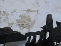 Решетка радиатора Land Cruiser Prado 2013-15