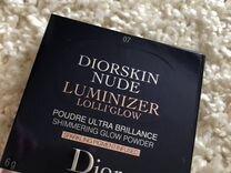 Dior хайлайтер, лимитка 007 (весна 2019)
