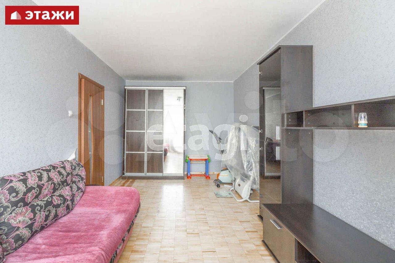 1-к квартира, 36.5 м², 6/9 эт.  89214697292 купить 3