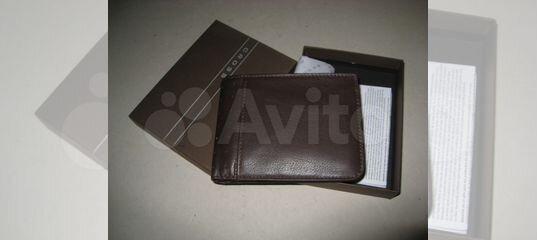 8db87778d60d Кожаное портмоне Cross мужское, Brown - коричневое купить в Москве на Avito  — Объявления на сайте Авито
