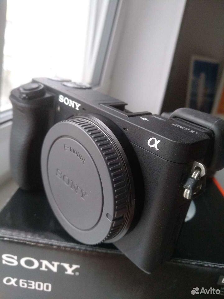 Sony A6300  89602240001 buy 2