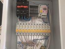 Электрический щиток для иммерсионного охлаждения
