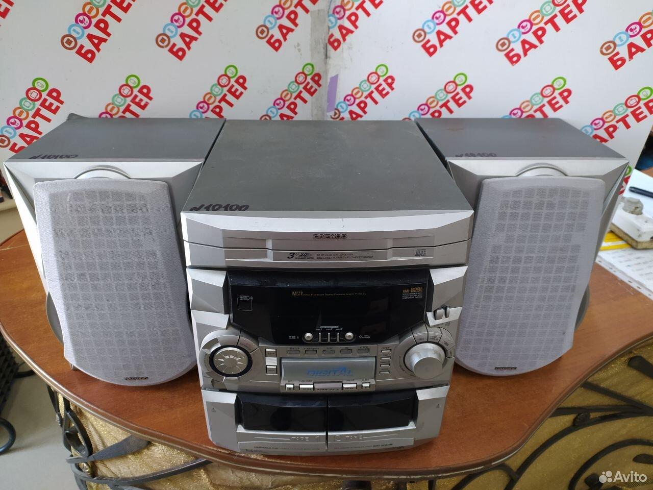 Музыкальный центр Daewoo AMI-829L 10100  89021600197 купить 1