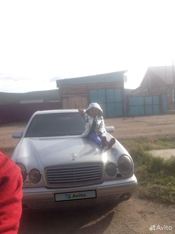 Mercedes-Benz E-класс, 1996  89681484023 купить 3