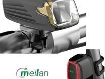 Велосипедные Фонари,Meilan - X1, X5,X6