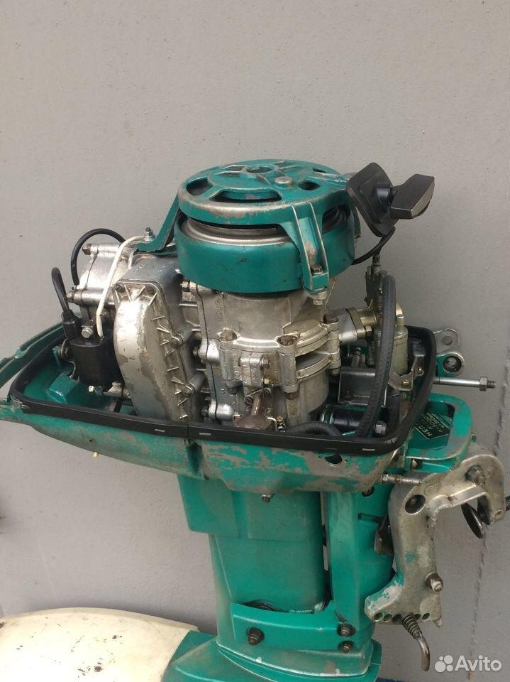 Лодочный мотор Нептун 23 сел и поехал  89536320093 купить 1