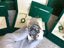 Часы Rolex Datejust 41mm Dark Rhodium (126334)