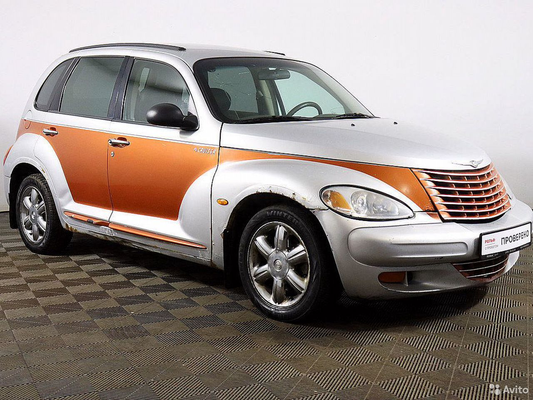 Chrysler PT Cruiser, 2001  84954101966 купить 3