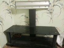 Тумба под телевизор стеклянная — Мебель и интерьер в Самаре
